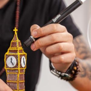 3D penna i julklapp