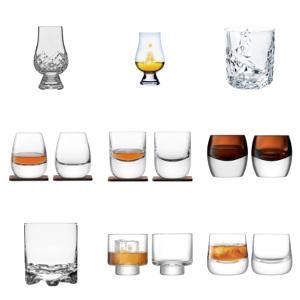 Julklapp till personen som gillar whisky - Glas med gravyr