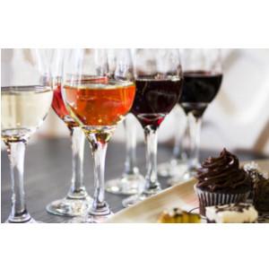 Choklad och vinprovning i julklapp