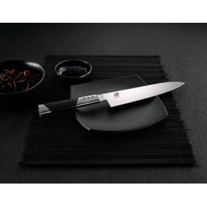 Kockkniv med gravyr