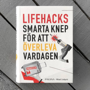 Lifehacks bok i julklapp