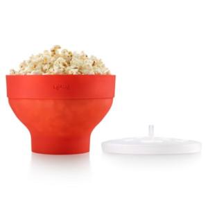 Popcornskål i julklapp