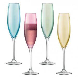 Julklappstips champagneglas