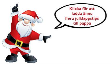 Ladda flera julklappstips till pappa här ovan