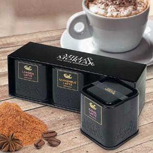 Kryddor till kaffe, te och varm choklad. Julklappstips