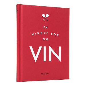 Bok om vin i julklapp