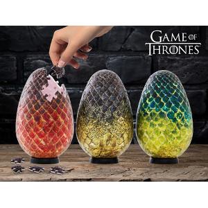 Julklappstips på 3D pussel från Game of Thrones