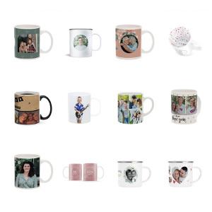 Kaffemugg med foto & text - Unika julklappar