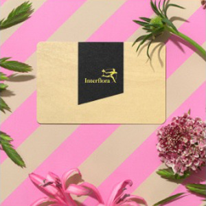 Presentkort på blommor som sista minuten julklapp