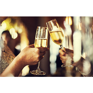 Julklappstips på champagneprovning