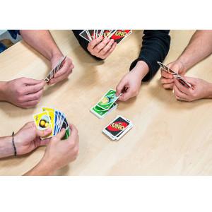 Julklappstips på uno kortspel med egna foton