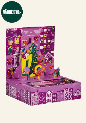 Share the Joy - Adventskalender från The Body Shop 2021