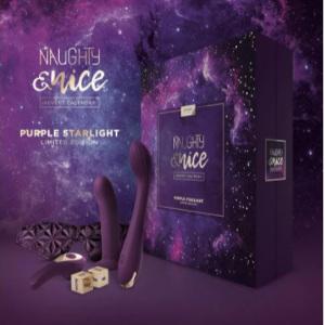 Naughty & Nice erotisk adventskalender 2021 - Till flickvän eller pojkvän