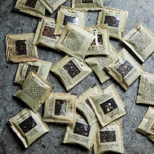 Adventskalender med te