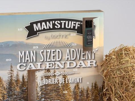 adventskalender för män