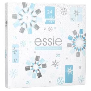 Essie adventskalender med nagellack