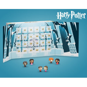 Adventskalender från Harry Potter 2019
