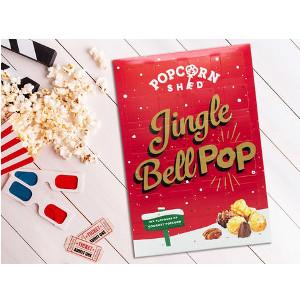 Popcornkalender 2020 - Adventskalender med popcorn från Shed