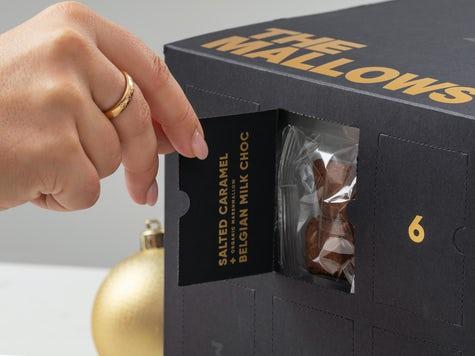 The Mallows - Julkalender med godis