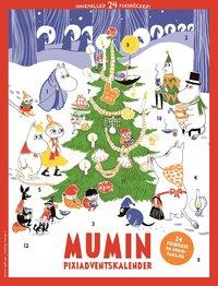 Pixi adventskalender - mumin