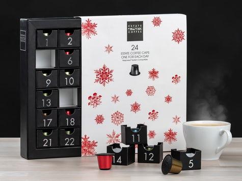Kaffekalender från Estate Coffee