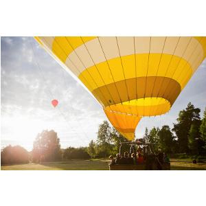 Luftballong i julklapp