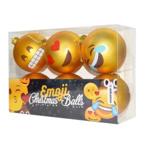 Julgranskulor emoji