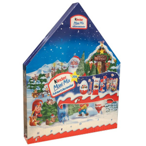 Kinder maxi adventskalender