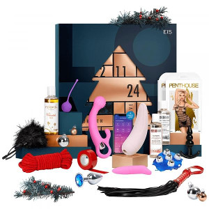 Satisfyer deluxe - Erotisk adventskalender 2020