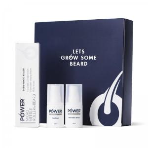 Produkter för att främja skäggväxt