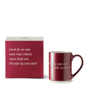 Astrid Lindgren muggar