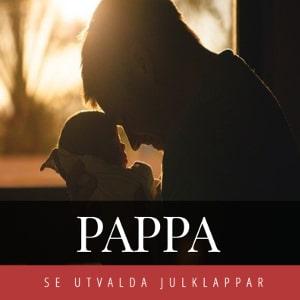 Julklappar till pappa - Julklappstips som pappa kommer uppskatta