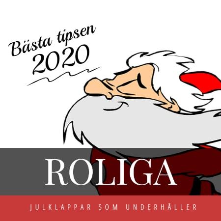 Rolig julklapp 2020