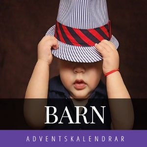 Adventskalender barn