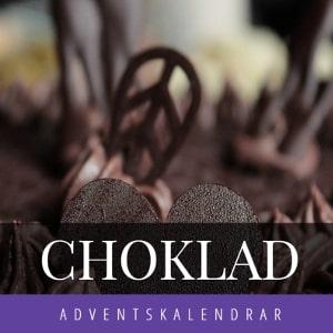 Adventskalender choklad
