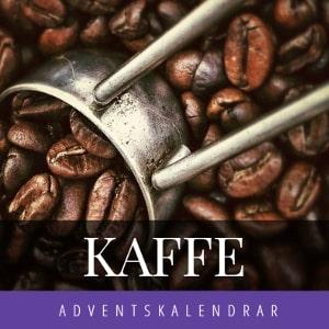 Adventskalender kaffe & kaffekalender