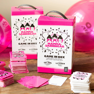 Mammasanningar – Game in Box