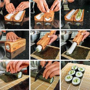 maki master - julklapp sushi maskin