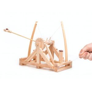 Trämodeller – Leonardo da Vinci