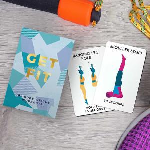 Get Fit – Träningskort