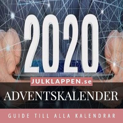 Adventskalender & julkalender - Nyheter 2020
