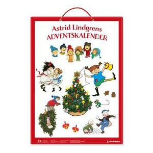 Astrid Lindgren adventskalender