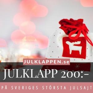 Julklappar & julklappstips 200 kr
