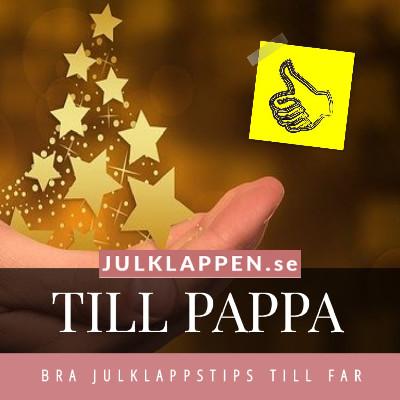 Julklappar & julklappstips till pappa - Hitta julklapp till honom 2020