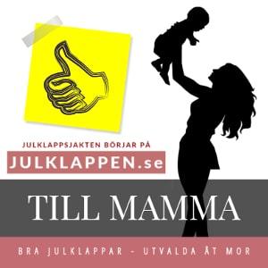 Julklapp till mamma - Julklappstips på bra julklappar att ge mor - För julen 2021