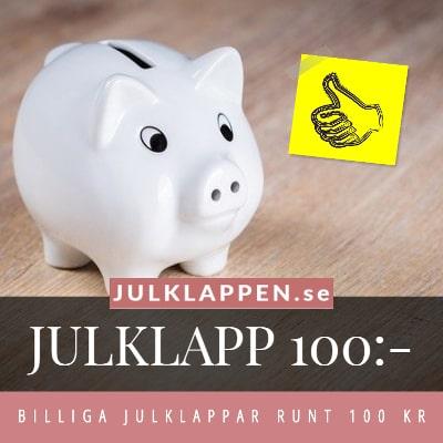 Julklappar & julklappstips 100 kr - Hitta billig julklapp 2020