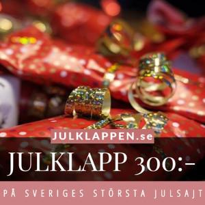 Julklappar & julklappstips 300 kr
