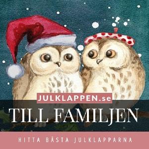 Julklappar & julklappstips till familj