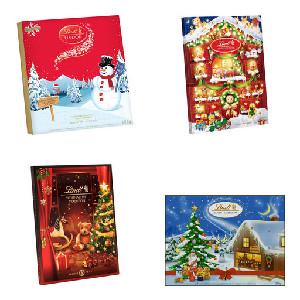 Lindt chokladkalender & adventskalender