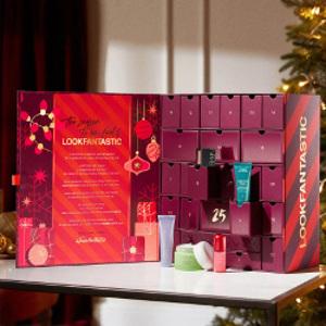 Lookfantastic jul- och adventskalender 2021